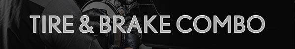 Tire & Brake Combo