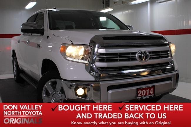 2014 Toyota Tundra Platinum 1794 Edition Truck Crew Max