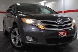 2012 Toyota Venza Base V6 (A6) Wagon