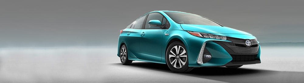 Toyota Prius Prime - Technological Wonder. Electrifying Design.