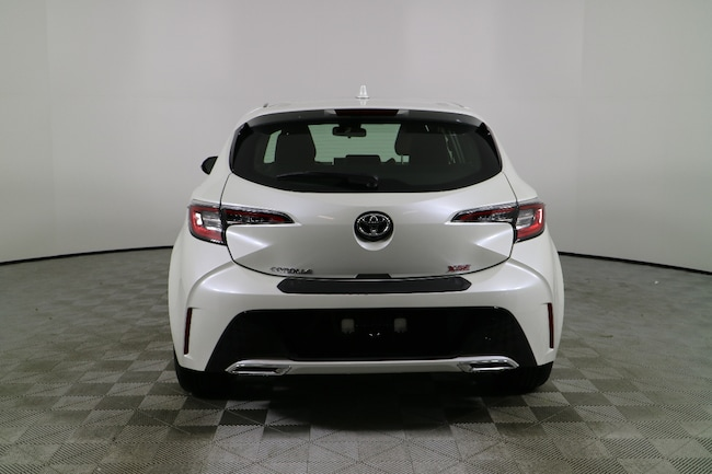 New 2019 Toyota Corolla Hatch For Sale Markham On