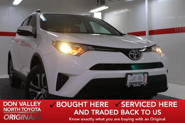 2016 Toyota RAV4 LE Upgrade Package SUV
