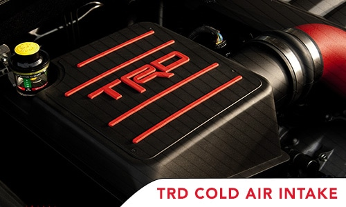 Save 10% off Retail Price on TRD Cold Air Intakes**