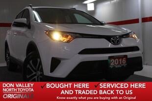 2016 Toyota RAV4 LE Upgrade Package SUV