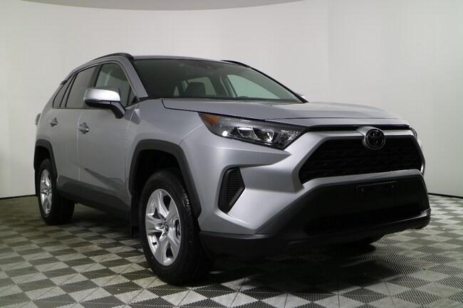 New 2019 Toyota Rav4 For Sale Markham On