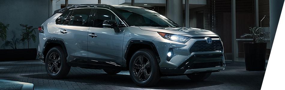 2019 Toyota Rav4 In Markham Ontario Markville Toyota