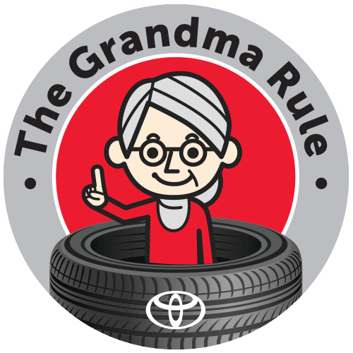Don Valley North Toyota Grandma Rule