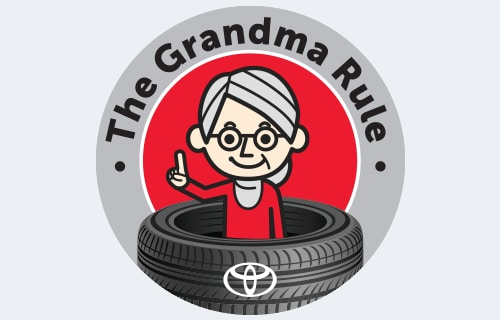 Grandma Rule at Don Valley North Toyota