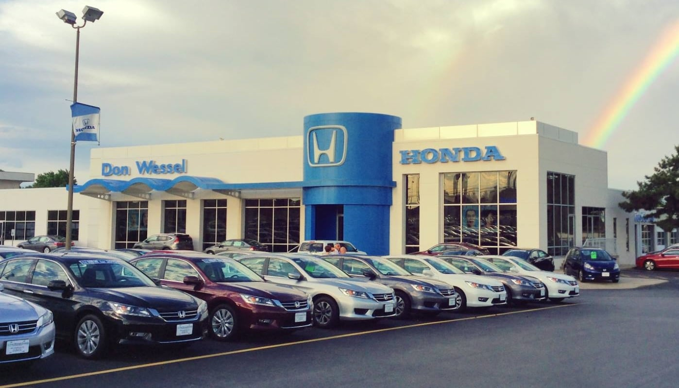 don wessel honda vehicles for sale in springfield mo 65807. Black Bedroom Furniture Sets. Home Design Ideas