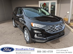 New 2020 Ford Edge for sale in South Haven, MI