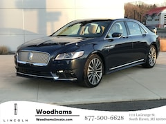 Used 2017 Lincoln Continental Select SEDAN for sale in South Haven, MI