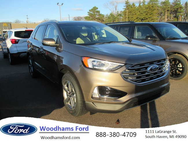 2019 Ford Edge SEL Crossover in South Haven, MI