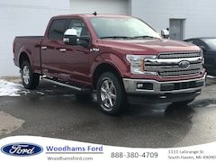 2019 Ford F-150 Lariat Truck for sale in South Haven, MI