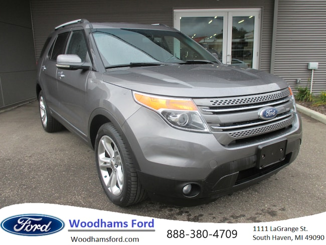 2011 Ford Explorer For Sale >> Used 2011 Ford Explorer For Sale At Woodhams Ford Lincoln Vin