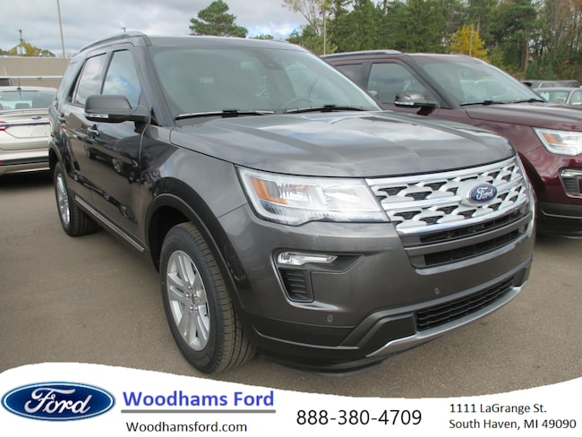 2019 Ford Explorer XLT SUV in South Haven, MI