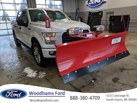 2017 Ford F-150 XL Crew Cab Truck