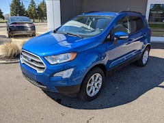 Used 2018 Ford EcoSport SE SUV for sale in South Haven, MI