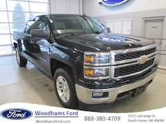 Used 2014 Chevrolet Silverado 1500 for sale in South Haven, MI