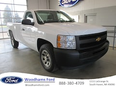 Used 2013 Chevrolet Silverado 1500 for sale in South Haven, MI