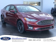 New 2019 Ford Fusion for sale in South Haven, MI