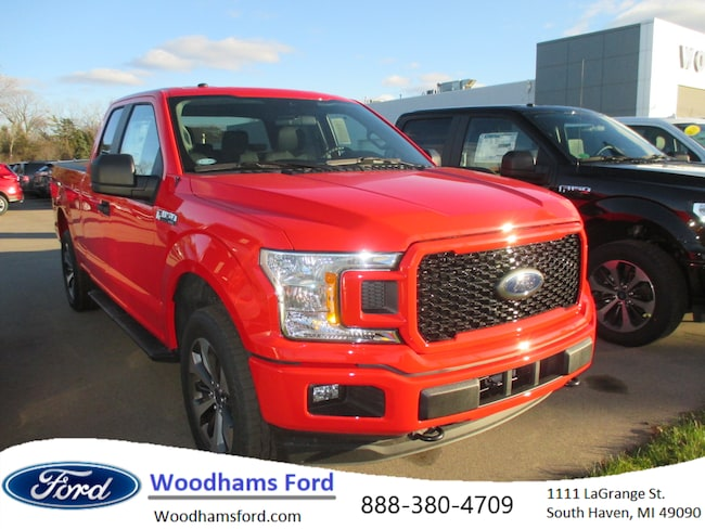 2019 Ford F-150 STX Truck in South Haven, MI