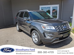 Used 2017 Ford Explorer XLT SUV for sale in South Haven, MI