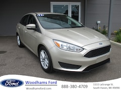 Used 2017 Ford Focus for sale in South Haven, MI