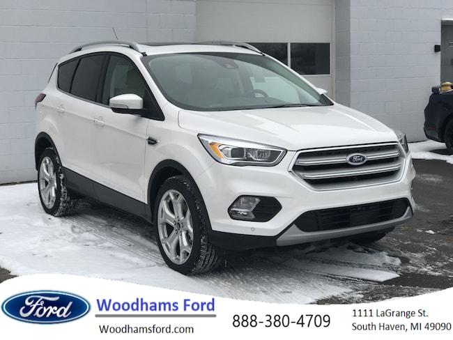 2019 Ford Escape Titanium SUV in South Haven, MI