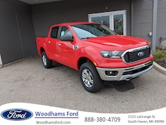 New 2020 Ford Ranger for sale in South Haven, MI