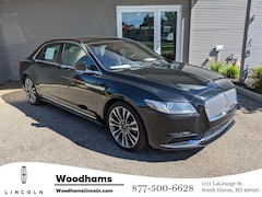 2017 Lincoln Continental Reserve SEDAN for sale in South Haven, MI