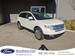 Used 2010 Ford Edge Limited SUV for sale in South Haven, MI