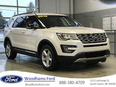 2016 Ford Explorer XLT SUV for sale in South Haven, MI