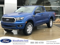 2019 Ford Ranger XLT Truck SuperCab for sale in South Haven, MI