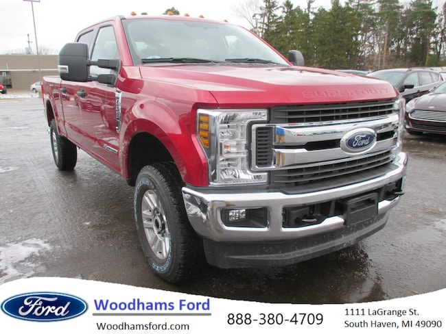 2019 Ford Superduty F-250 XLT Truck in South Haven, MI