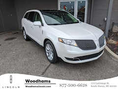 2016 Lincoln MKT Ecoboost SUV for sale in South Haven, MI