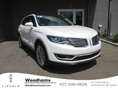2016 Lincoln MKX Reserve SUV for sale in South Haven, MI