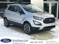 New 2019 Ford EcoSport for sale in South Haven, MI