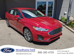 New 2020 Ford Fusion for sale in South Haven, MI