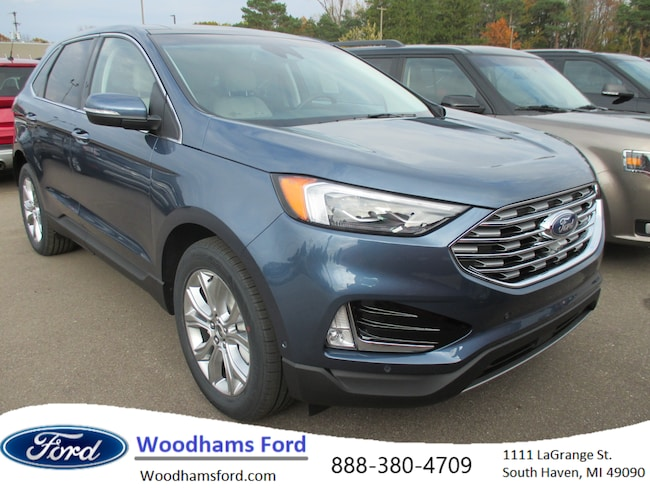 2019 Ford Edge Titanium Crossover in South Haven, MI