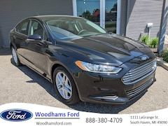 Used 2015 Ford Fusion for sale in South Haven, MI