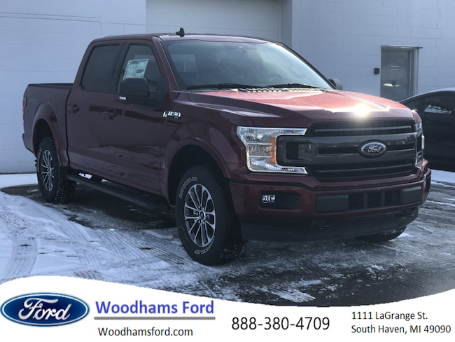 2019 Ford F-150 XLT Truck in South Haven, MI
