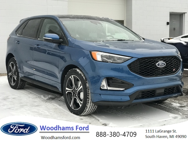 2019 Ford Edge ST Crossover in South Haven, MI
