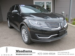 2016 Lincoln MKX Select SUV for sale in South Haven, MI