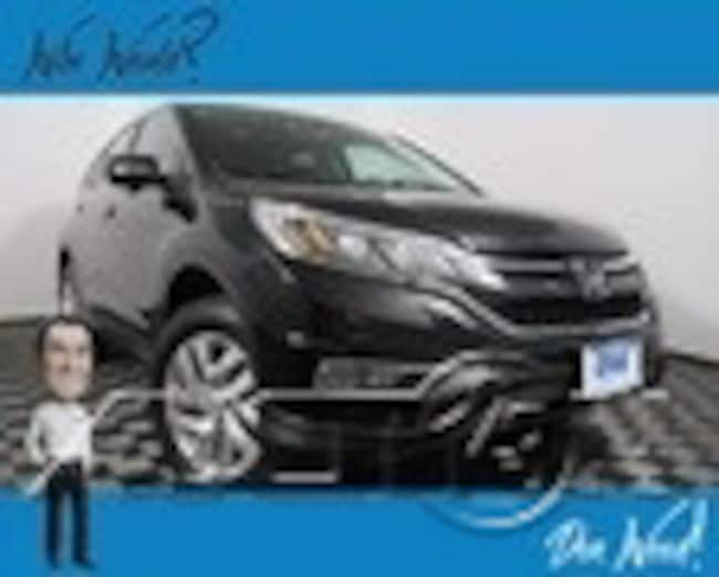 Used 2015 Honda CR-V EX SUV fors sale in Athens, OH