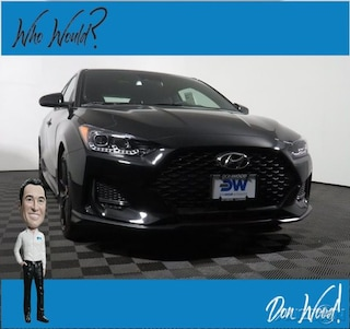 New 2019 Hyundai Veloster Turbo R-Spec Hatchback KMHTH6AB9KU018738 for sale in Athens, OH at Don Wood Hyundai