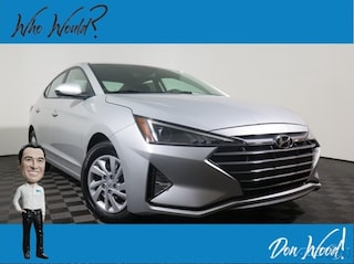 New 2019 Hyundai Elantra SE Sedan 5NPD74LF3KH436867 for sale in Athens, OH at Don Wood Hyundai