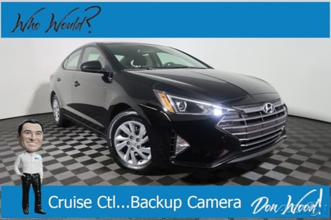New 2019 Hyundai Elantra SE Sedan for sale in Athens, OH