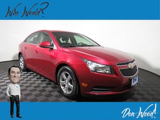Used 2012 Chevrolet Cruze 1LT Sedan 1G1PF5SCXC7157413 for sale in Athens, OH at Don Wood Hyundai