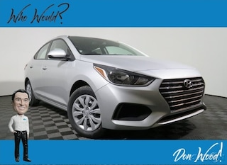 New 2019 Hyundai Accent SE Sedan Auto Sedan 3KPC24A30KE061172 for sale in Athens, OH at Don Wood Hyundai