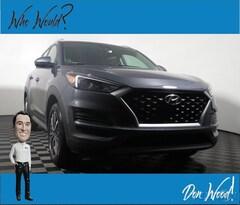 2019 Hyundai Tucson SEL AWD SUV